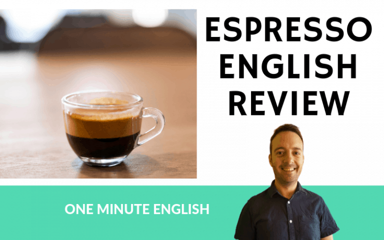 Espresso English Review