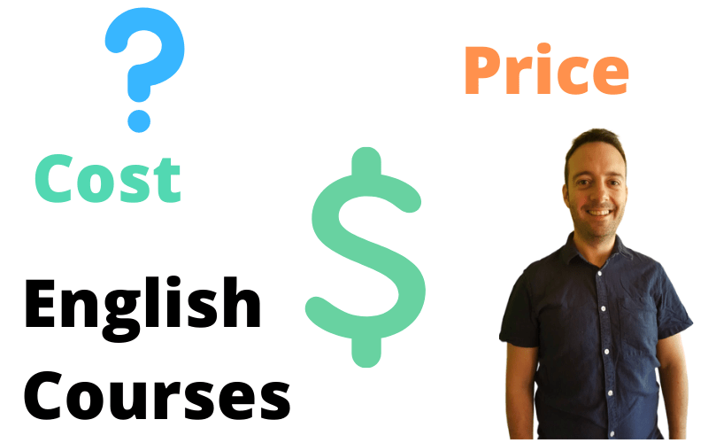 Cost english course