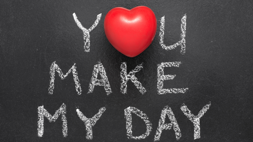 """You make my day"" or ""You made my day"" or ""You've made my day"""