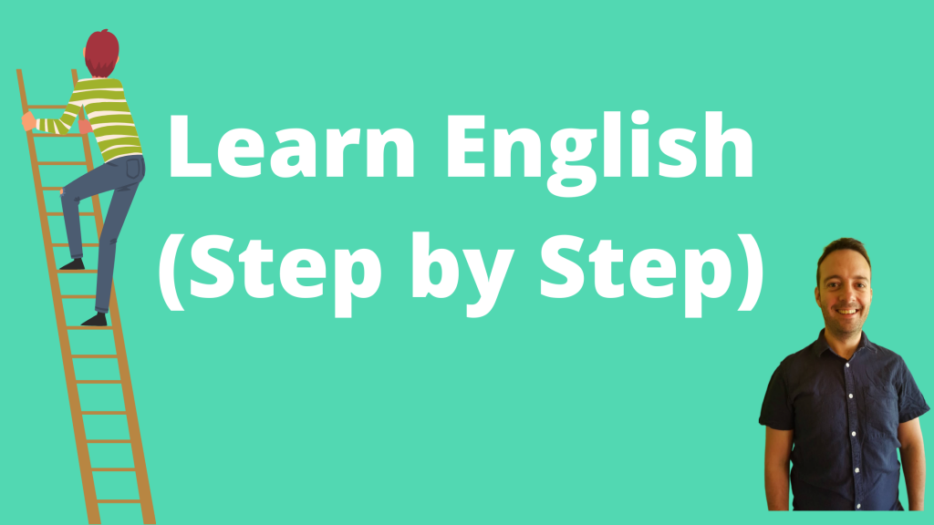 How to learn English step by step