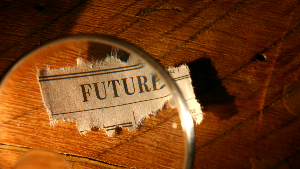 In future or In the future? What is the difference?