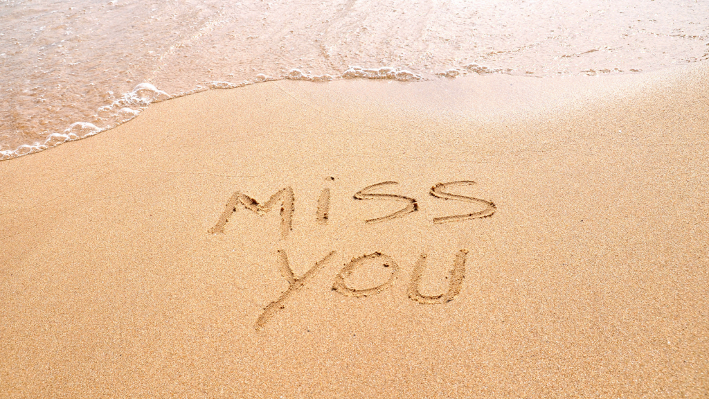 Missed you or Miss you? What's the difference?